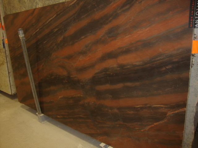 Stone Design Antolini Collection Copper Dune Quartzite