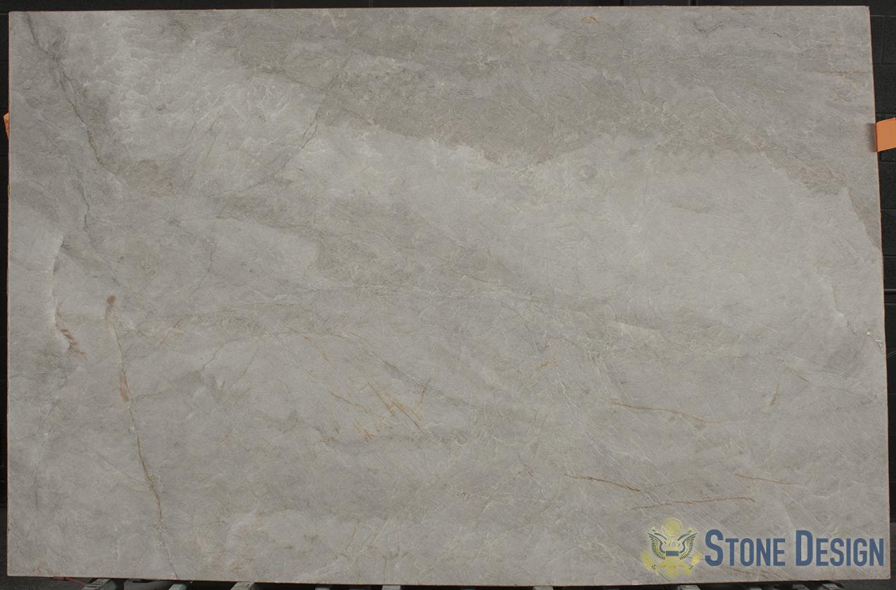 Stone Design Quartzite Bianco Milano Vein Cut