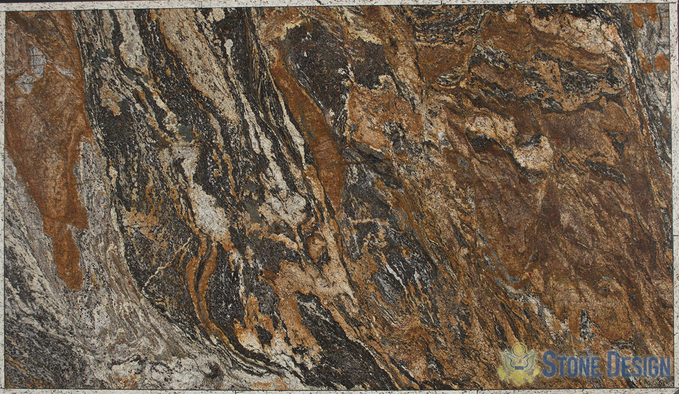 Stone Design Granite Brisbane Gold