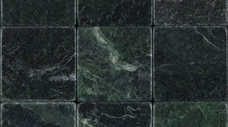 Home Clearance Tumbled Marble Tile Clearancedark Green Corinthian Stone Design
