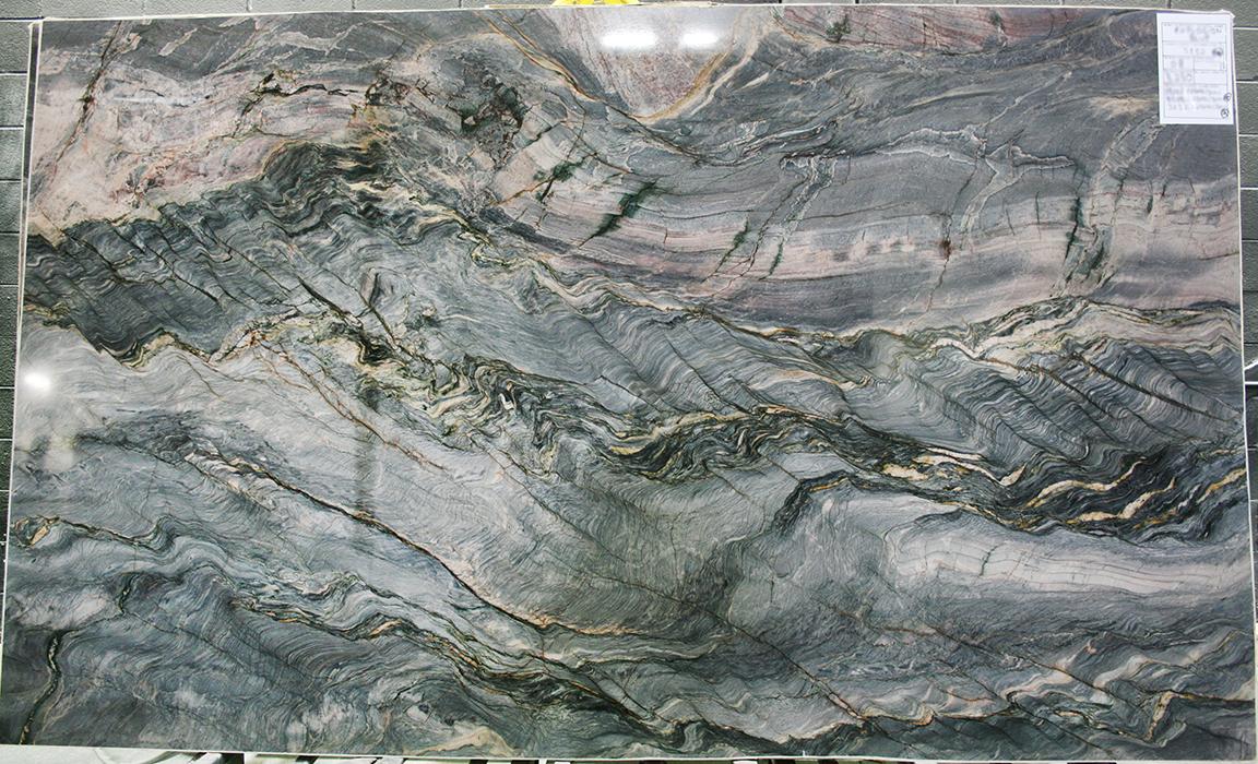 Stone Design Quartzite Explosion Blue