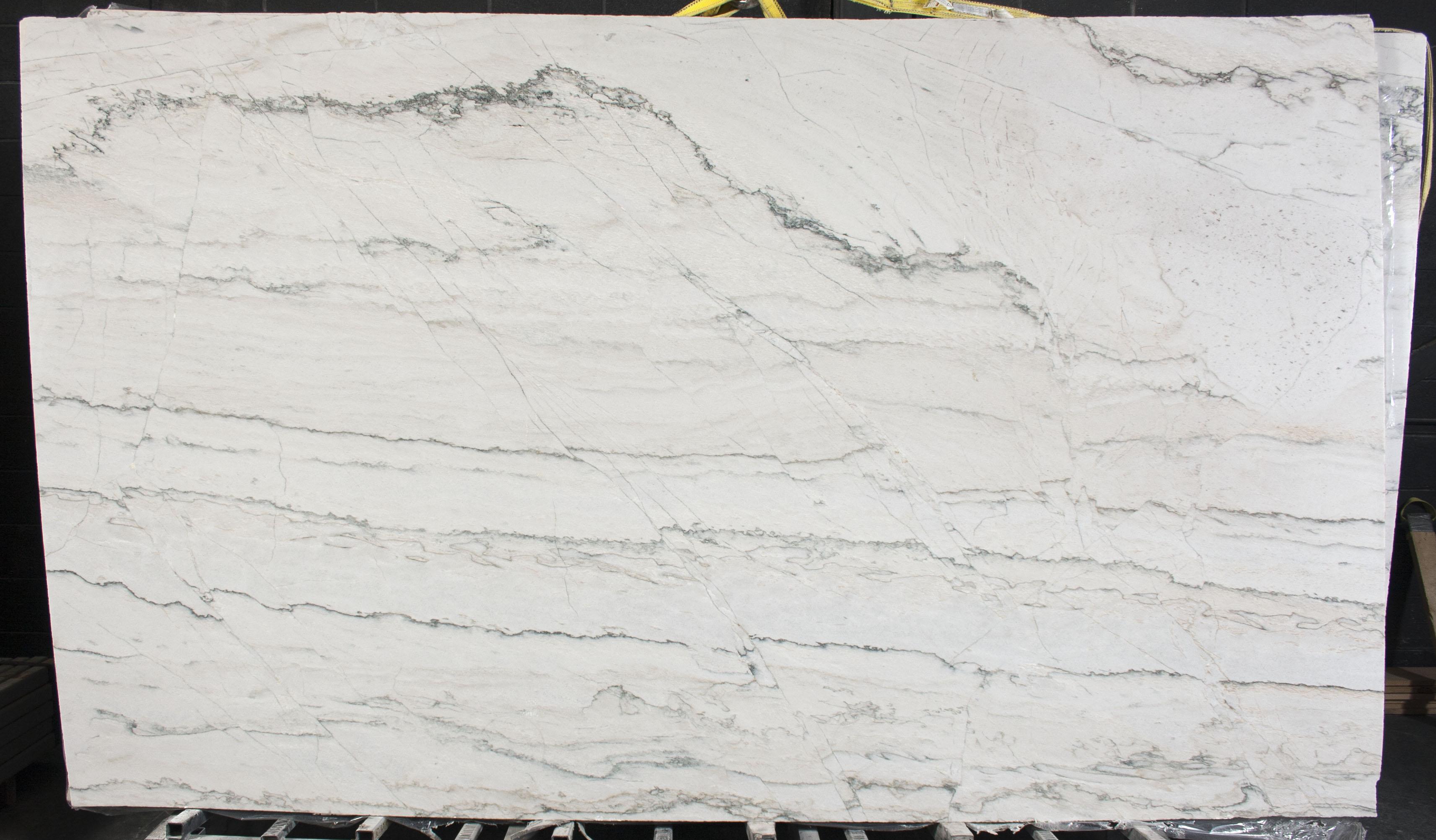 Stone Design Quartzite White Macauba